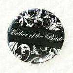 Pocket mirror Mother of the..