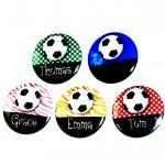 Pinback button badges - Soc..