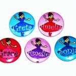 Pinback button badges - Bal..