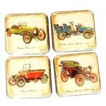 Fridge Magnet set - Vintage..